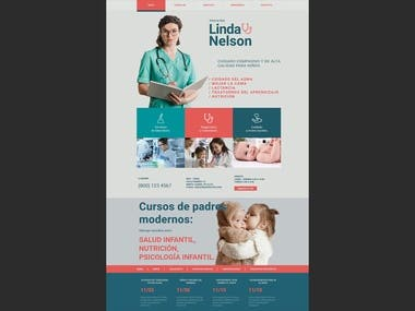 Web design - pagina personal