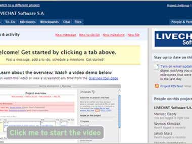 Administration Panel Livechat Software