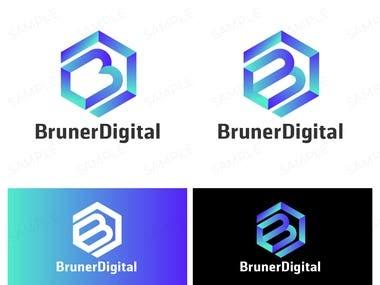 Bruner Digital Logo