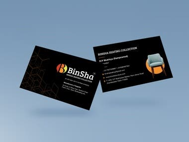 Logo and visiting card Design