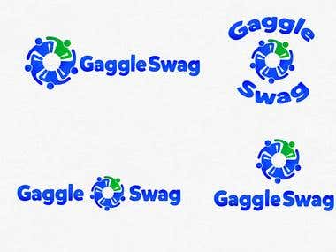 Winning design for Gaggle Swag