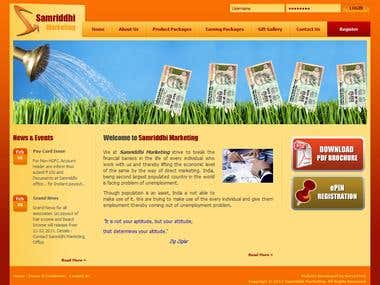 Dynamic Sites