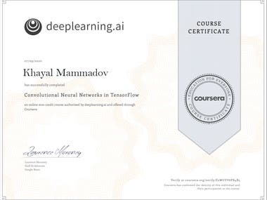 Deep Learning Expert