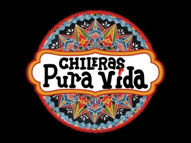 Logo design based on Costa Rica