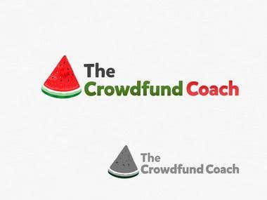 Winning design for The Crowdfund Coach