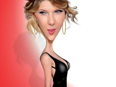 Caricature-Taylor