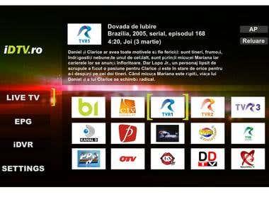 idTV online television