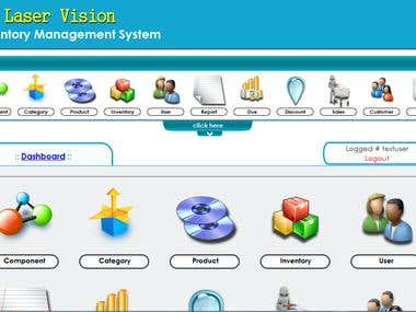 Online Inventory Management System