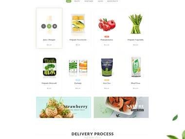 Organie – A Delightful Organic Store