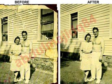 Photos Restoration
