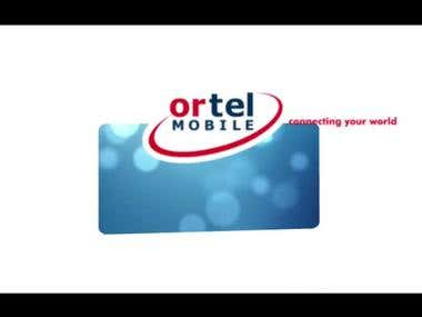 Ortel Mobile Swiss B2C Animation