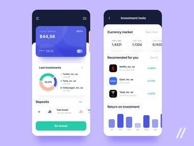 Investment Strategy App