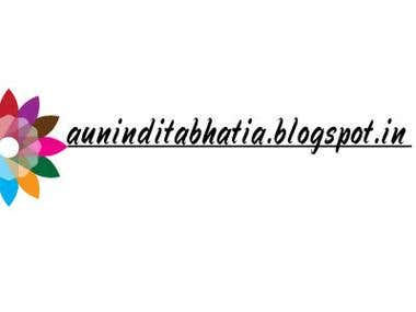 logo for the writing blog