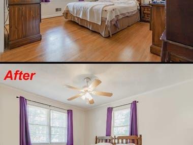 Real Estate Photo Edit