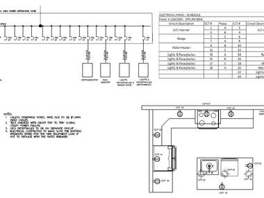 Electrical Designs and Load Calculaitons