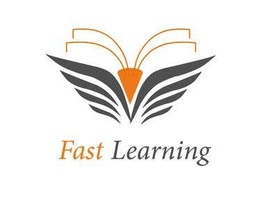 Fast learning Logo