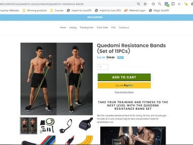 Optimizing Store for better conversion