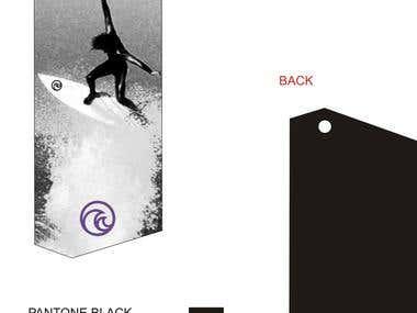 Men Boardshorts Labels