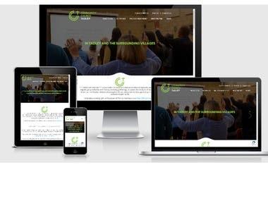 Church Wordpress Website
