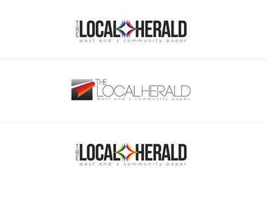 The Local Herald Logo