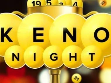 Keno Night Online game