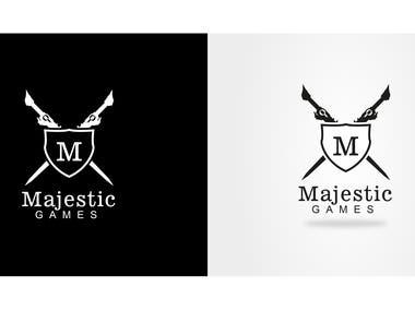 Majestic Games Logo