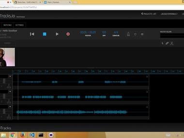 SkyTracks - Music Collaboration Platform