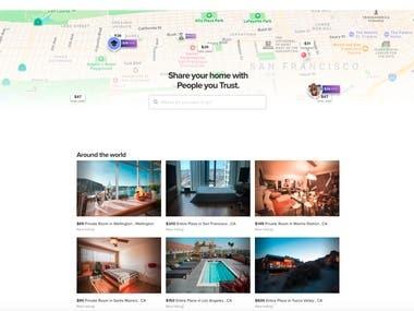 JoinOverNight - Booking Platform