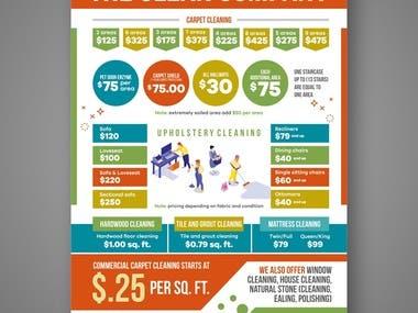 Info Graphic Design