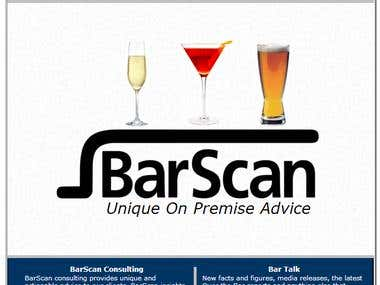 BarScan Website