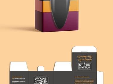 Packaging Design & Label Design