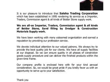 Content/ Biography/ Company Profile Writing (Completed)