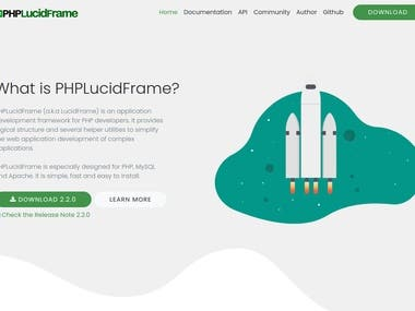 www.phplucidframe.com