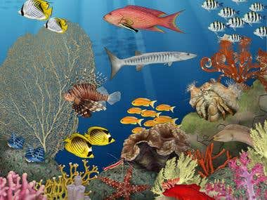 Red Sea Fish