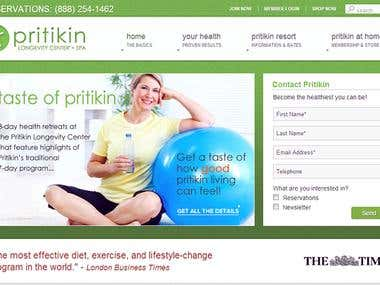 Pritikin Weight Loss Spa & Resort