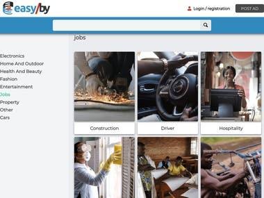 EasyBy website