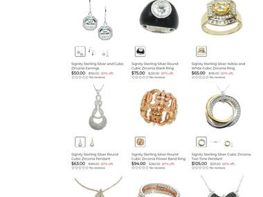 Gems en Vogue Shopify - gemsenvogue.com