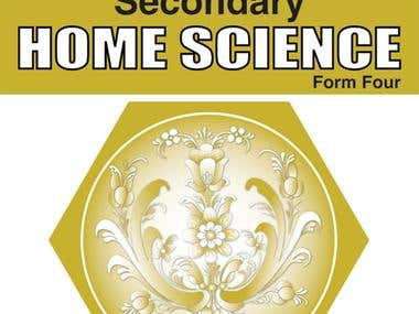 A1 size Home Science Learning Chart Cover