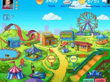 ParkView Flash Game Collection
