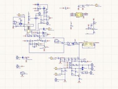 DC-DC Power Module for 48V to 5V