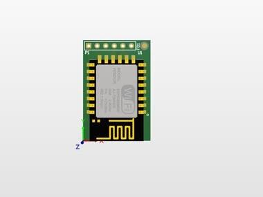 WiFi/ESP8266 Module or Paneling