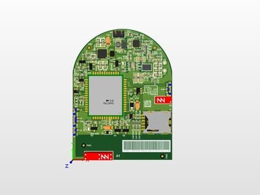 GPS Tracker with Wireless Charging