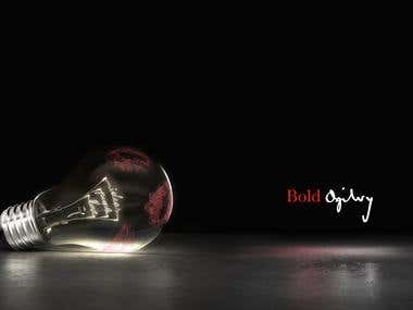 Bold ogilvy corporate ad