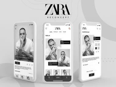 Zara new concept