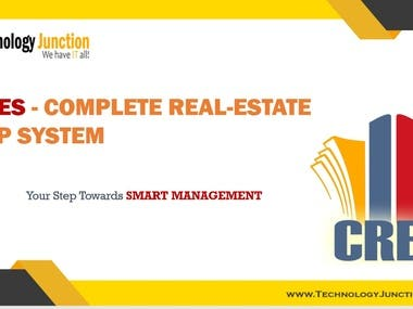 CRES - Complete RealEstate ERP System