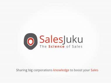 Sales Juku Identity Design
