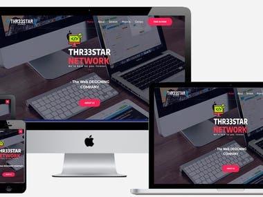 Our Website | Thr33Star Developers