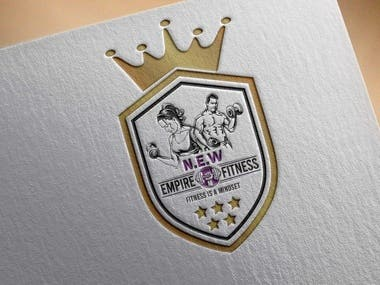 New Empire Fitness Logo