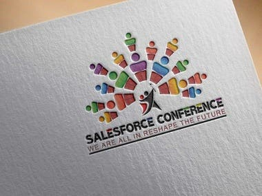 SALESFORCE CONFERENCE LOGO
