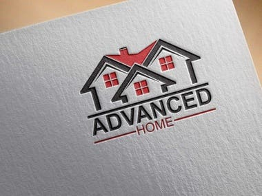 ADVANCED HOME LOGO